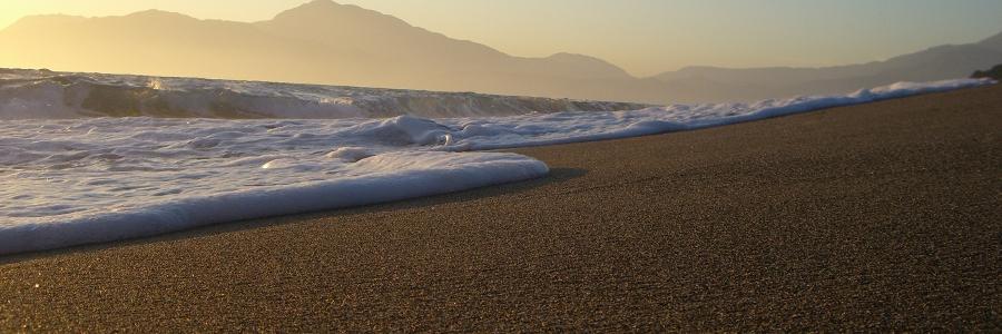 Meer, Strand, Sonne ...